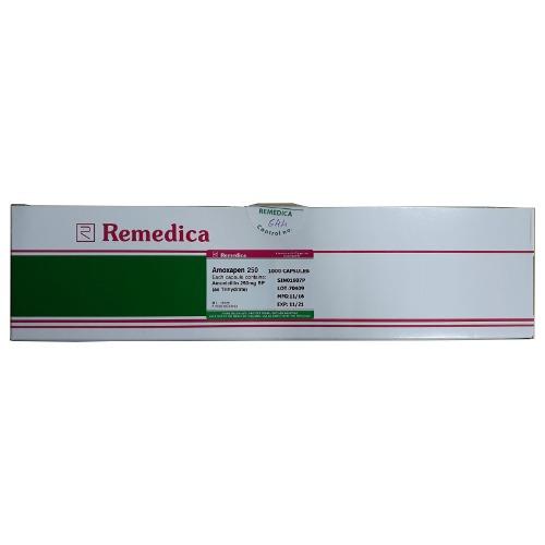 Remedica Amoxapen Capsules 250mg (1000 Capsules/Box)