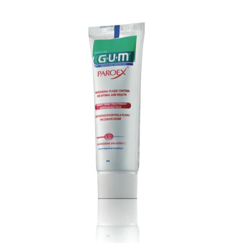 Sunstar GUM® Paroex® Gel Short-term Treatment - 0.12% CHX + 0.05% CPC Toothpaste (50 x 12ml)