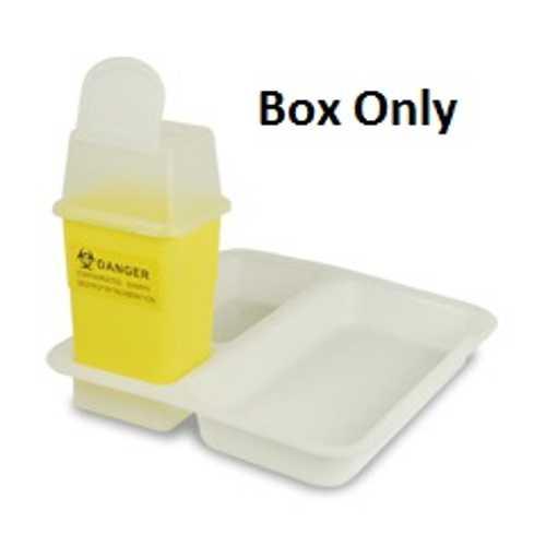 1.0 Litres Sharps Box