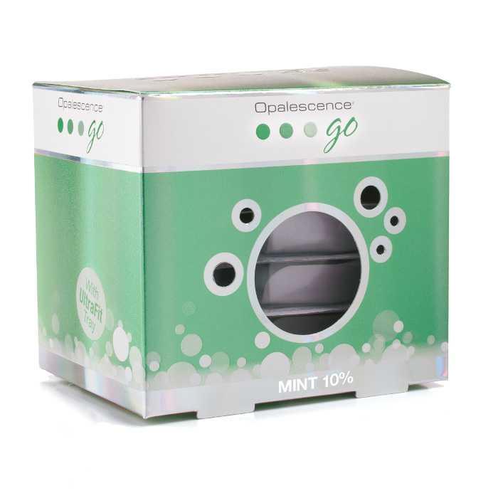 Ultradent® Opalescence Go 10% Mini Kit (Mint) - Whitening System