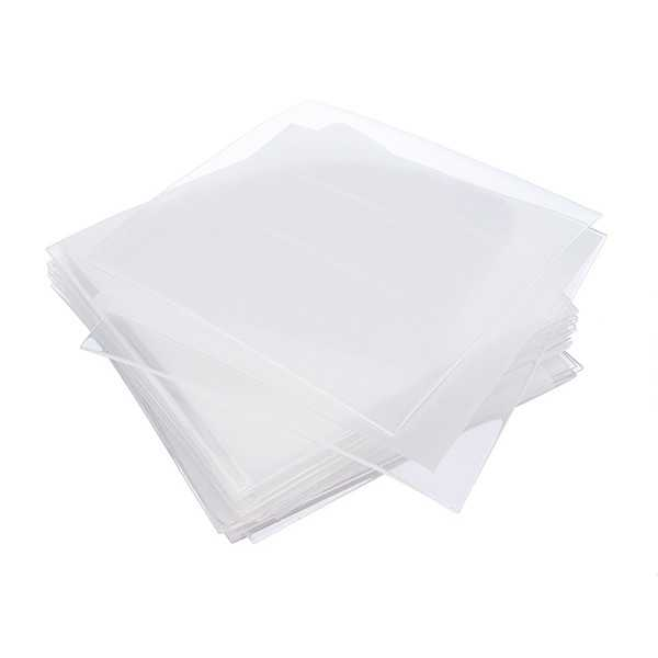 Ultradent® Sof-Tray® Classic Sheets Material for Vacuum-Forming of Trays - Medium, 0.060?, 1.5mm - 127 x 127mm (20/pk)