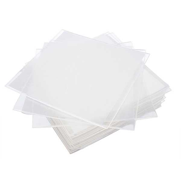 Ultradent® Sof-Tray® Classic Sheets Material for Vacuum-Forming of Trays - Heavy, 0.080?, 2.0mm - 127 x 127mm (20/pk)