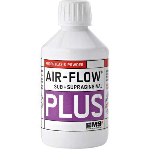 EMS AIR-FLOW®PLUS Sub+Supragingival Prophylaxis Powder (4 x 120g)