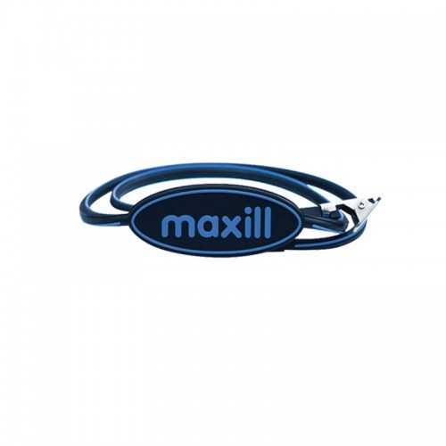 Maxill Autoclavable Silicone Bib Clip - Blue
