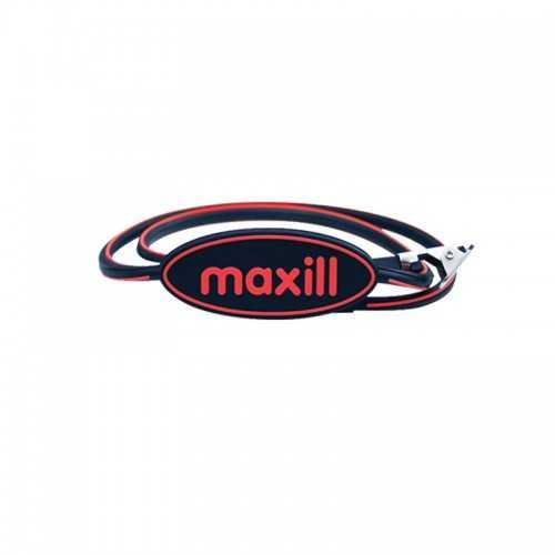 Maxill Autoclavable Silicone Bib Clip - Red