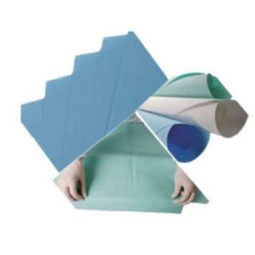 Tribest Sterilization Medical Crepe Paper - 75cm x 75cm (250pcs)
