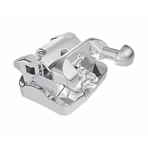 Forestadent BioQuick MBT HK022 Self-Ligating Brackets with Hook 3 Starter Kit (20 Cases)