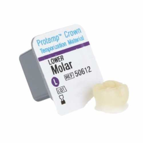 3M Protemp™ Crown Lower Molar - Large (5 Refills)