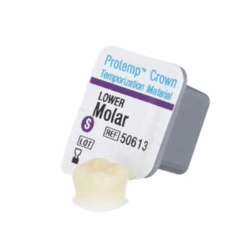 3M Protemp™ Crown Lower Molar - Small (5 Refills)
