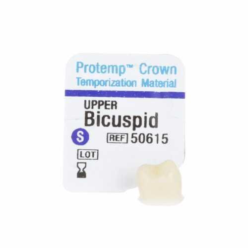 3M Protemp™ Crown Upper Bicuspid - Small (5 Refills)