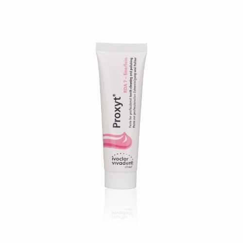 Ivoclar Proxyt Refill RDA 7 Prophy Paste- Fine (1 x 55ml)