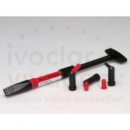Ivoclar Tetric N-Ceram Composite Refill - Bleach L (10 x 0.25g Cavifils)
