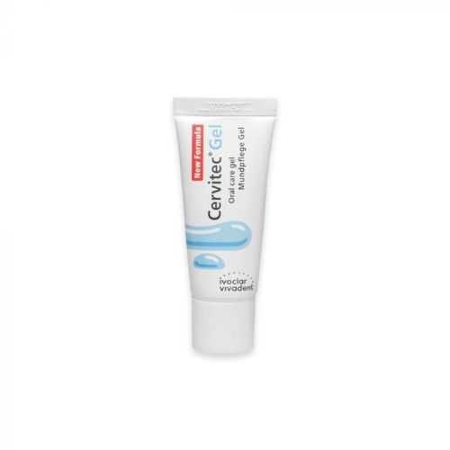 Ivoclar Vivadent Cervitec Gel (20g) - 0.2% Chlorhexidine, 900ppm Fluoride