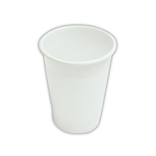 7 oz. Plastic Cups White - Thicker Type (2000pcs)