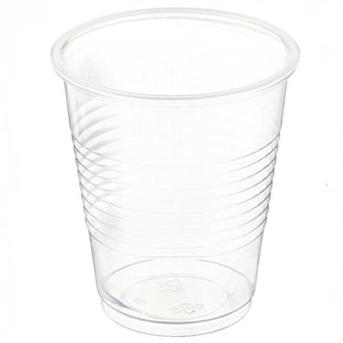 7 oz. Plastic Cups Transparent (2000pcs)