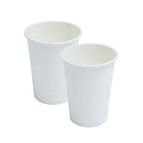 8 oz. Paper Cups White (1000pcs)