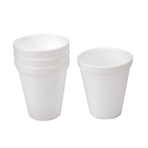 8 oz. Foam Cups White (1000pcs)