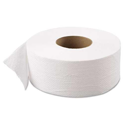 Jumbo Roll Toilet Paper 600gm Economy - 1 Carton (16 Rolls)