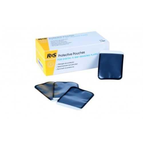 R&S X-ray Barrier Film Envelopes No. 2 - 3.8 x 5.5mm (300pcs)