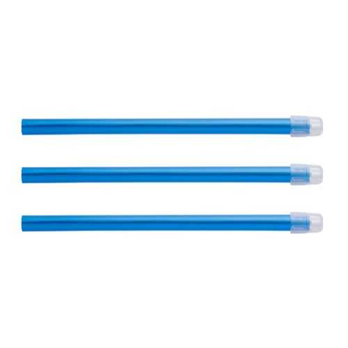 Euronda Monoart Saliva Ejectors with Bonded Tips - Blue (5000pcs)