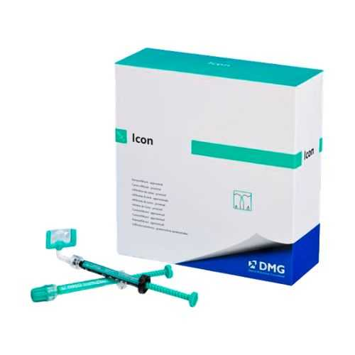 DMG Icon Caries Infiltrant Proximal Starter Pack (2 Treatments)